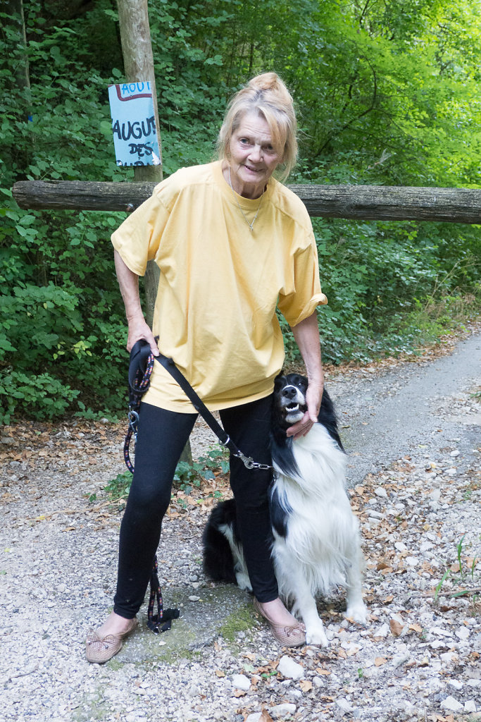 The lovely Liliane and Gypsy